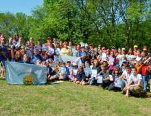 Чемпионат по спортивному туризму среди учащейся молодежи Донецкой Народной Республики