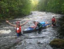 Водный поход в Карелию в августе
