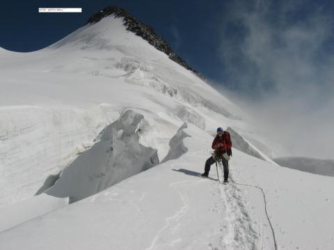 Восхождение на Белуху-2008г
