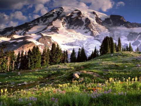 Горный поход на майские праздники на Кавказ